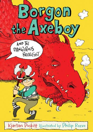 Borgon the Axeboy and the Dangerous Breakfast (Paperback)