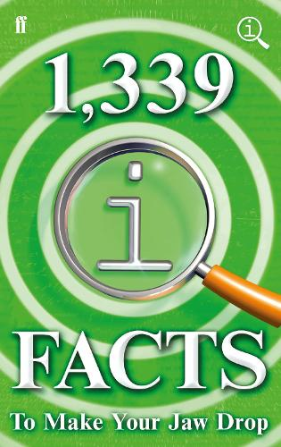 1,339 QI Facts To Make Your Jaw Drop (Hardback)