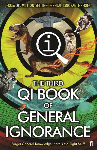 QI: The Third Book of General Ignorance (Paperback)