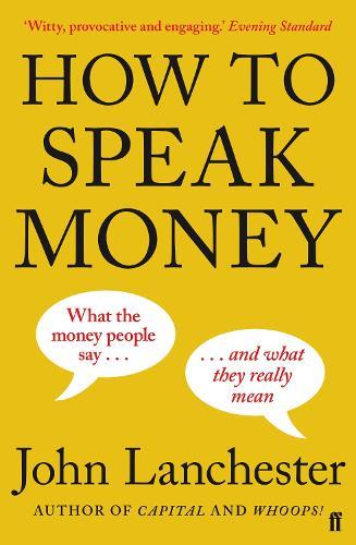 How to Speak Money (Paperback)