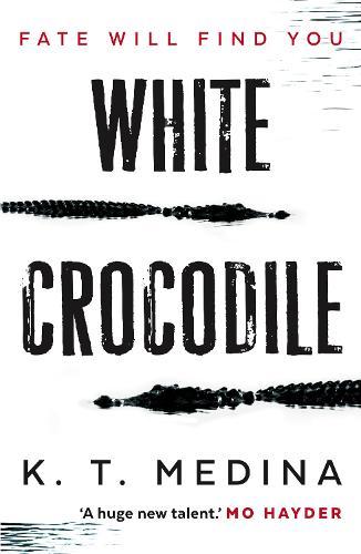 White Crocodile (Paperback)