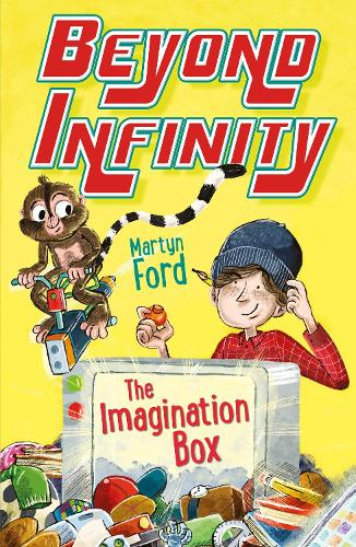 The Imagination Box: Beyond Infinity - The Imagination Box (Paperback)