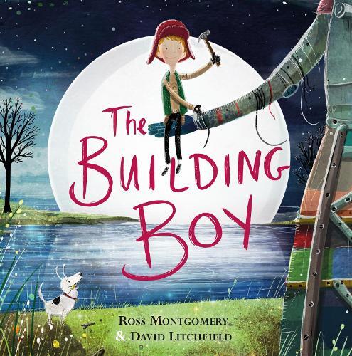 The Building Boy (Hardback)