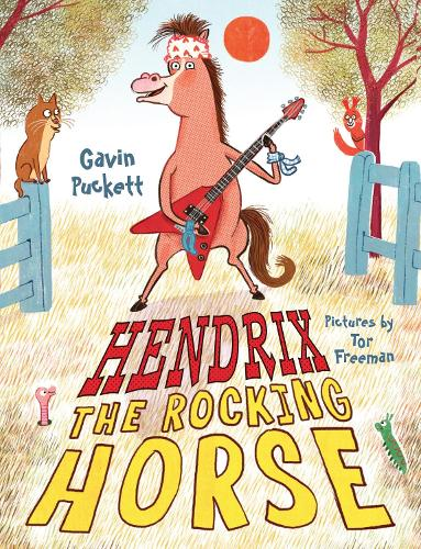 Hendrix the Rocking Horse - Fables from the Stables (Paperback)