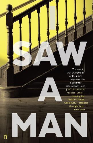 I Saw A Man (Hardback)