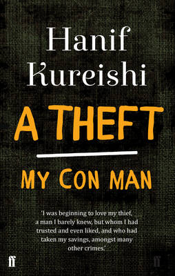 A Theft: My Con Man (Paperback)
