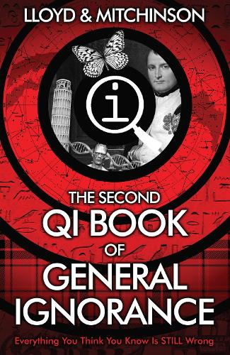 QI: The Second Book of General Ignorance (Paperback)