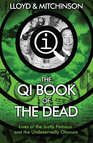 QI: The Book of the Dead (Paperback)