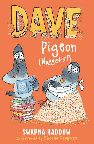 Dave Pigeon (Nuggets!) - Dave Pigeon (Paperback)