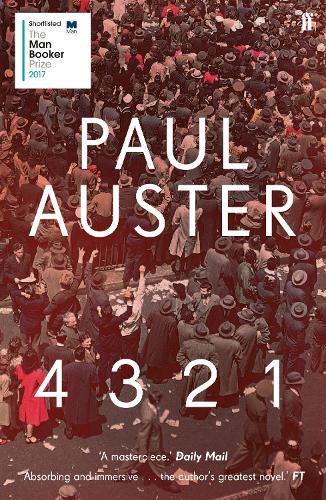 4 3 2 1 (Paperback)