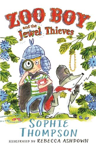 Zoo Boy and the Jewel Thieves - Zoo Boy (Paperback)