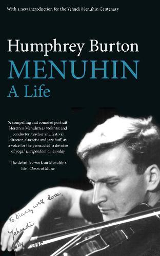 Menuhin: A Life (Paperback)