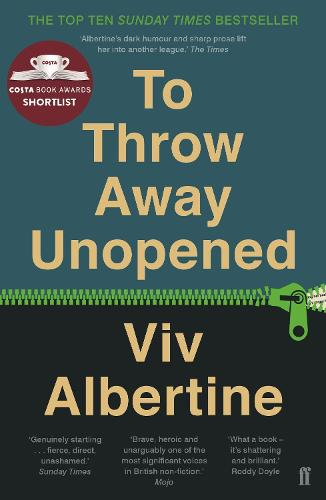To Throw Away Unopened (Paperback)