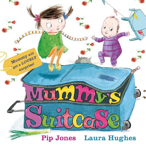 Mummy's Suitcase - A Ruby Roo Story (Paperback)