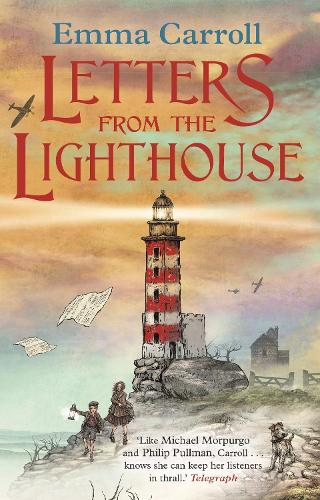 Image result for letters from the lighthouse book