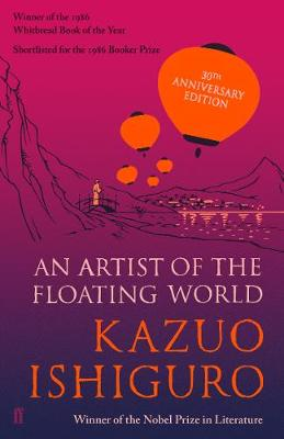 An Artist of the Floating World: 30th anniversary edition (Paperback)