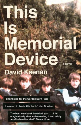 This Is Memorial Device (Paperback)