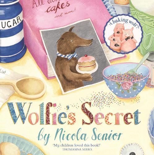 Wolfie's Secret (Paperback)