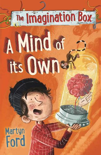 The Imagination Box: A Mind of its Own - The Imagination Box (Paperback)