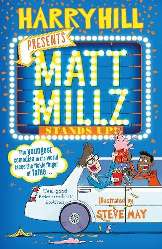Matt Millz Stands Up! - Matt Millz (Paperback)