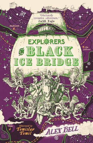 Explorers on Black Ice Bridge - The Explorers' Clubs (Paperback)