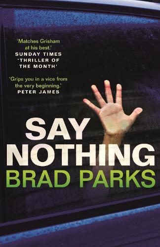 Say Nothing (Paperback)