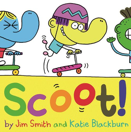 Scoot! (Paperback)