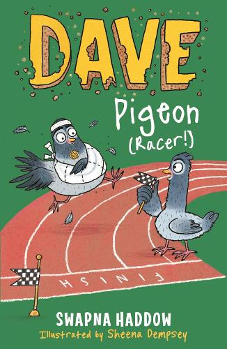 Dave Pigeon (Racer!) - Dave Pigeon (Paperback)