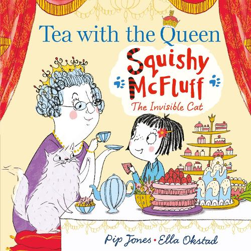 Squishy McFluff: Tea with the Queen (Paperback)