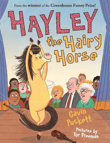 Hayley the Hairy Horse - Fables from the Stables (Paperback)