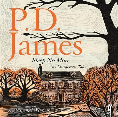 Sleep No More: Six Murderous Tales (CD-Audio)