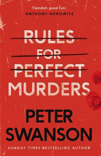 Rules for Perfect Murders (Hardback)