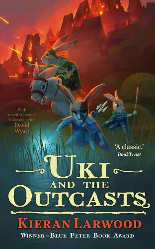 Uki and the Outcasts - The Five Realms (Hardback)