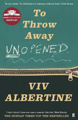 Cover of the book, To Throw Away Unopened.