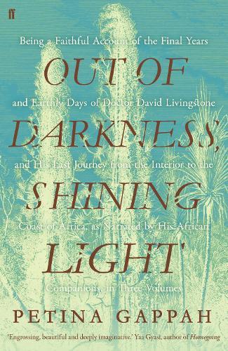 Out of Darkness, Shining Light (Hardback)
