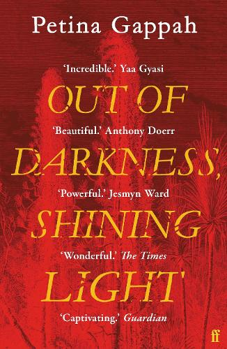 Out of Darkness, Shining Light (Paperback)