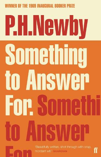 Something to Answer For (Paperback)