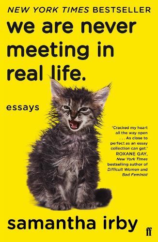 We Are Never Meeting in Real Life (Paperback)