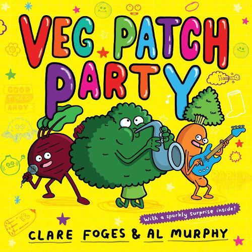 Veg Patch Party - Kitchen Disco (Paperback)