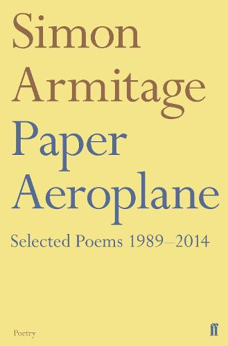 Paper Aeroplane: Selected Poems 1989-2014 (Paperback)