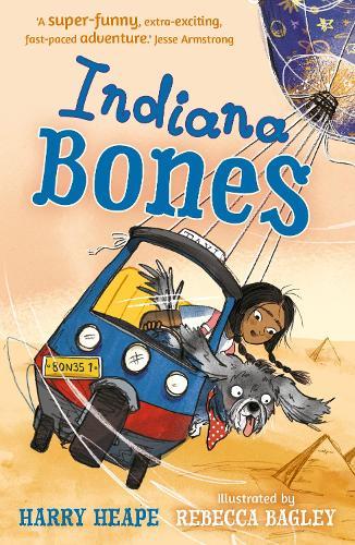 Indiana Bones - Indiana Bones (Paperback)