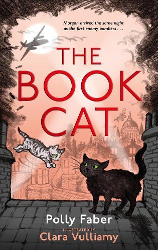 The Book Cat (Hardback)