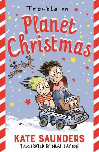 Trouble on Planet Christmas (Paperback)
