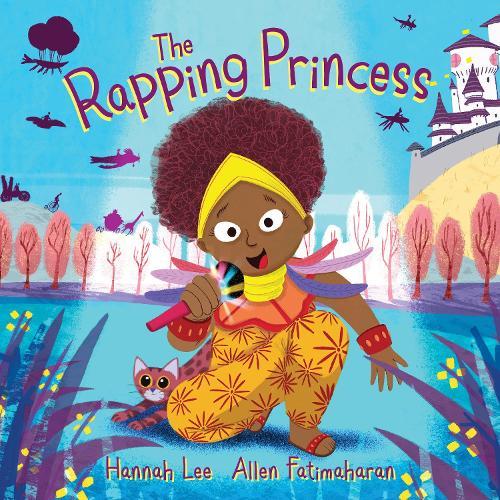 Rapping Princess (Paperback)