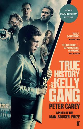True History of the Kelly Gang (Paperback)