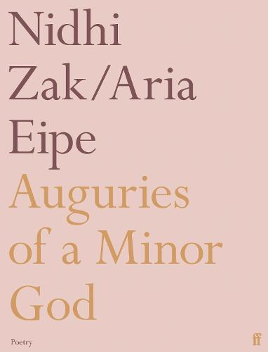 Auguries of a Minor God (Paperback)
