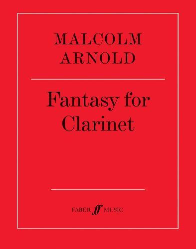 Fantasy for Clarinet (Paperback)
