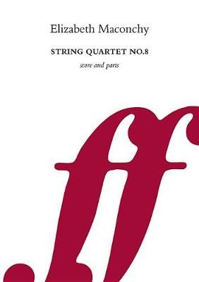 String Quartet No.8: (score and Parts) (Paperback)
