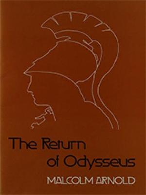 The Return of Odysseus: (vocal score) (Paperback)