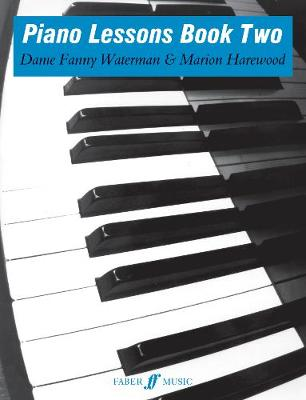 Piano Lessons Book Two - Piano Lessons (Paperback)